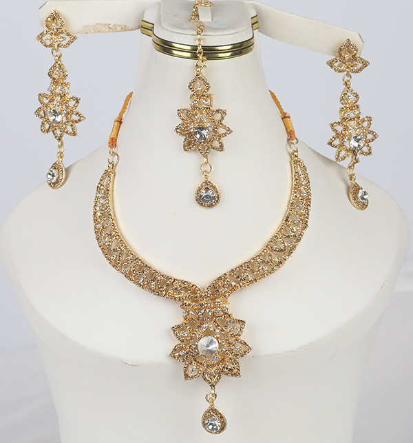 Beautiful Jewelry Sets For Ladies  (PS-375)