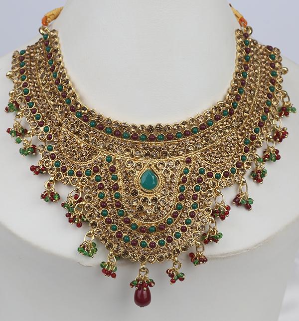 Wedding Jewellery Designs For Women  (PS-281)