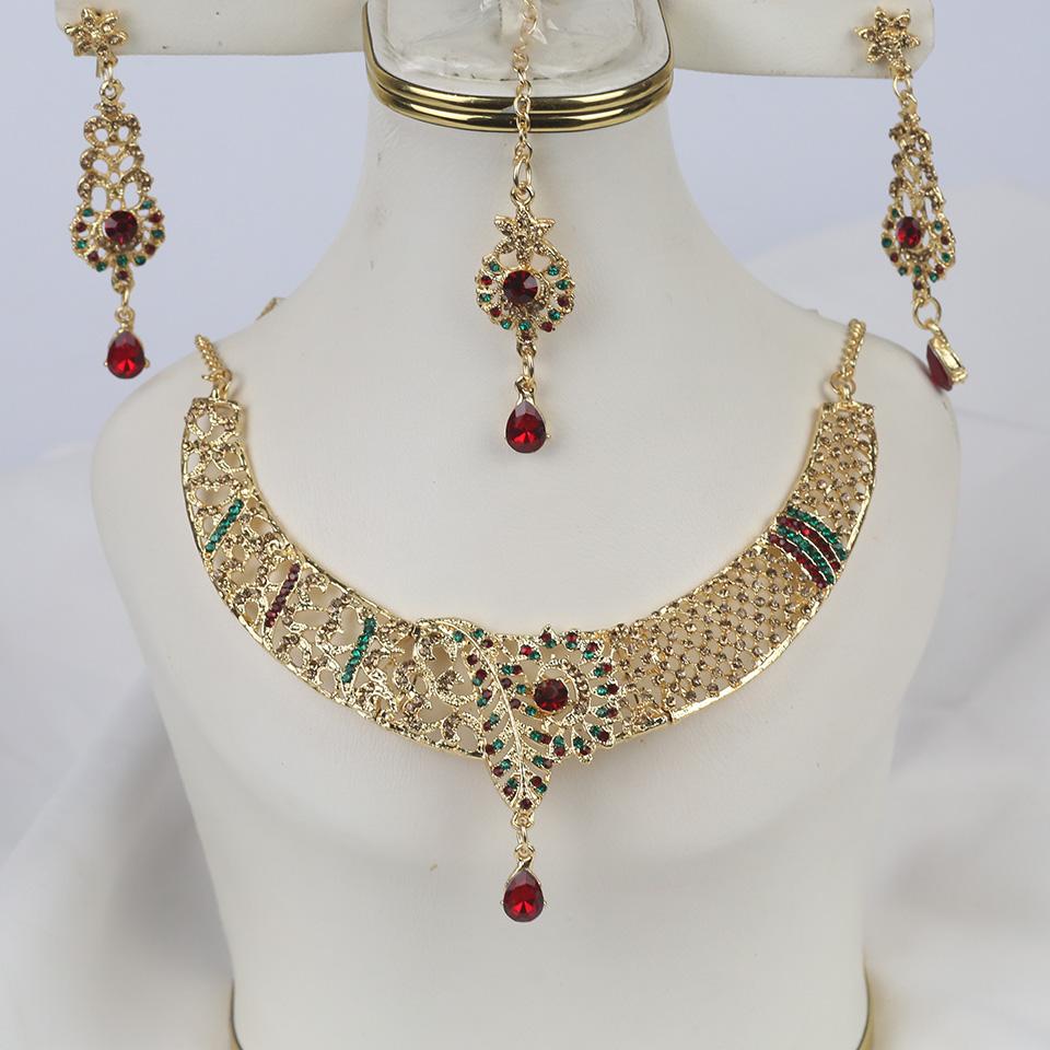 Wedding Jewelry Set Design 2021 (PS-325)