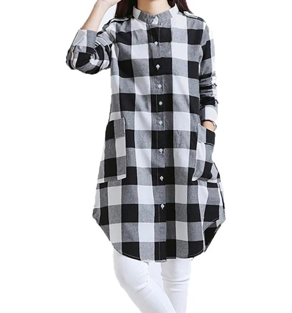 Check Shirt Design Collection | Stylish Kurti Designs 2019 In Pakistan For Girls