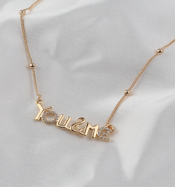 You & Me Locket Set Gift For Women (PS-269)